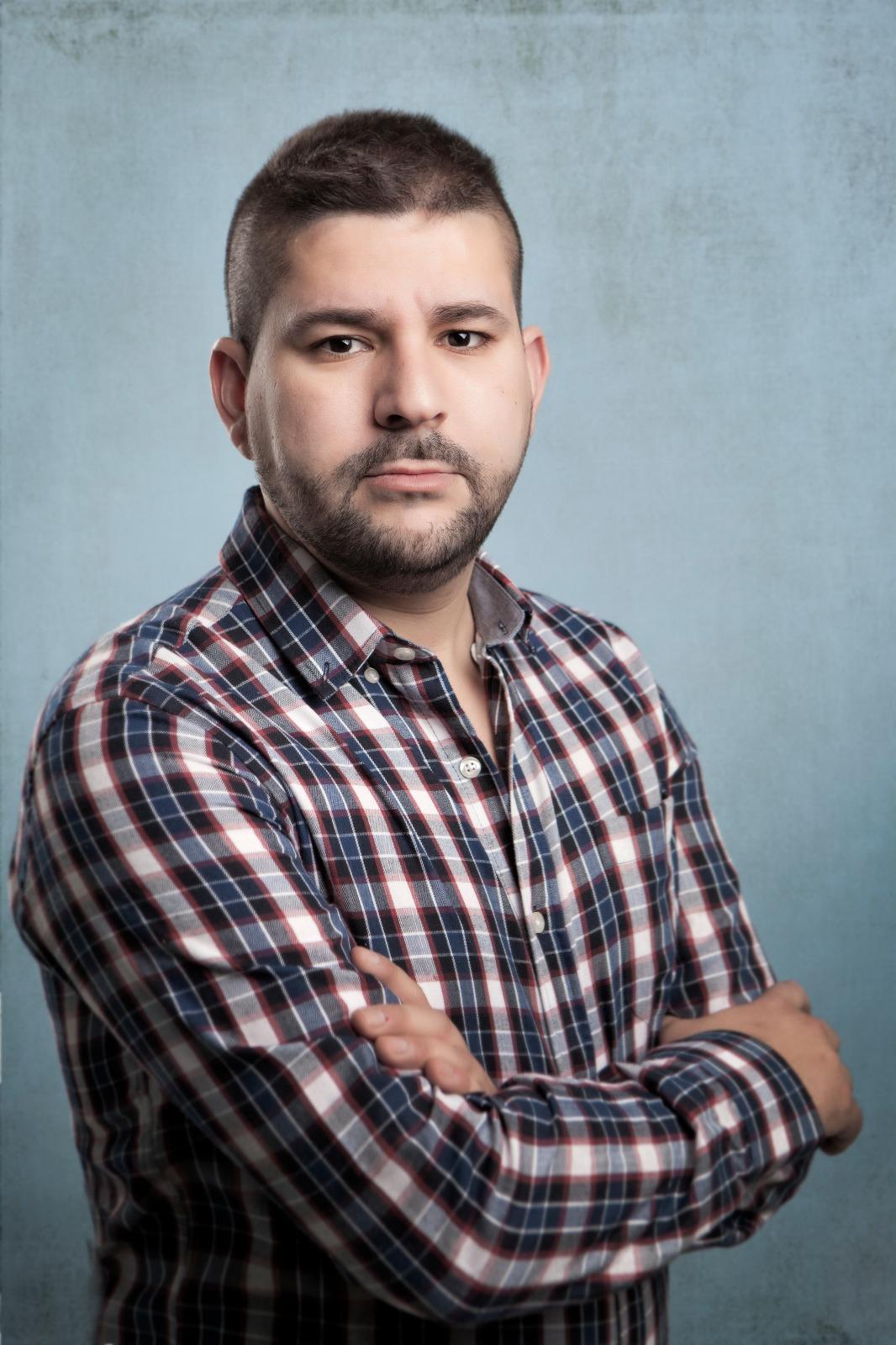 Pedro Álvarez Díaz, presidente banda Pedro Álvarez Hidalgo