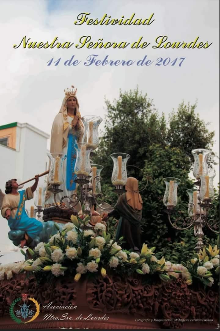 Festividad de Nuestra Señora de Lourdes