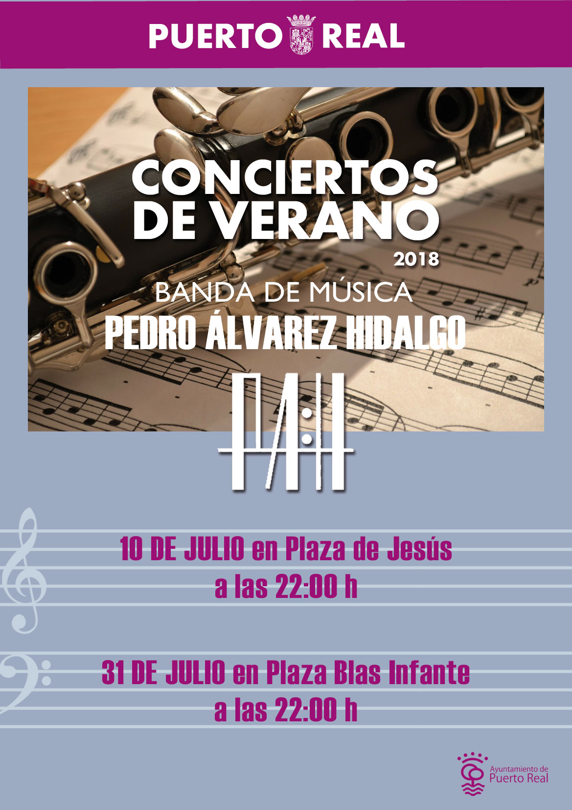 II Concierto de Verano 2018