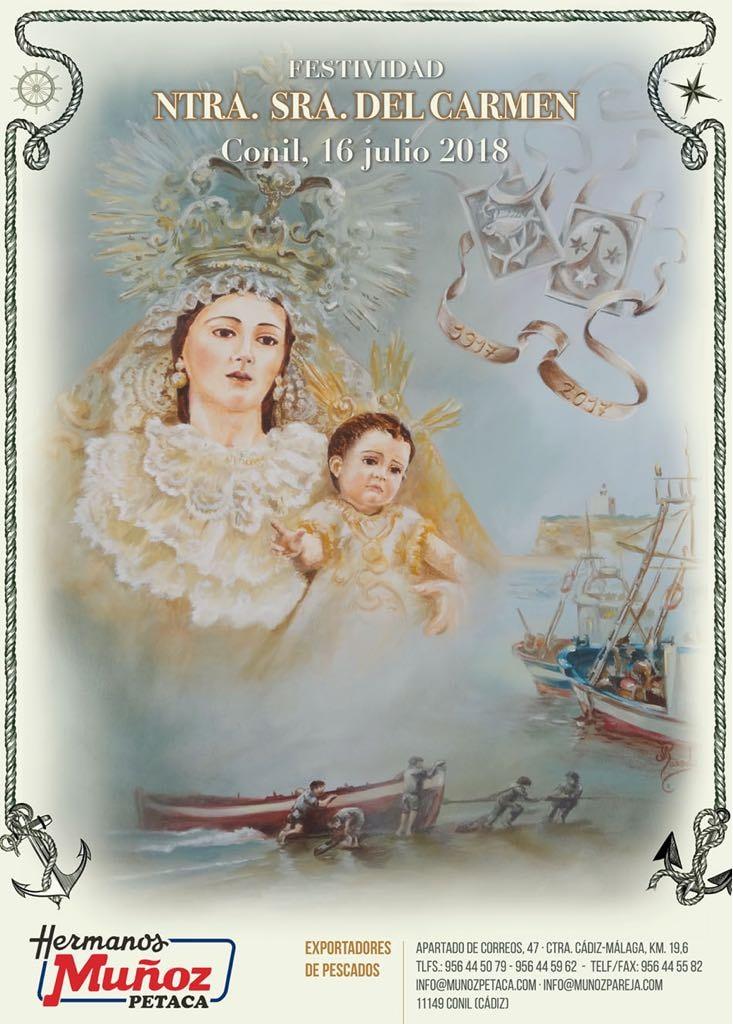 Festividad de Nuestra Señora del Carmen