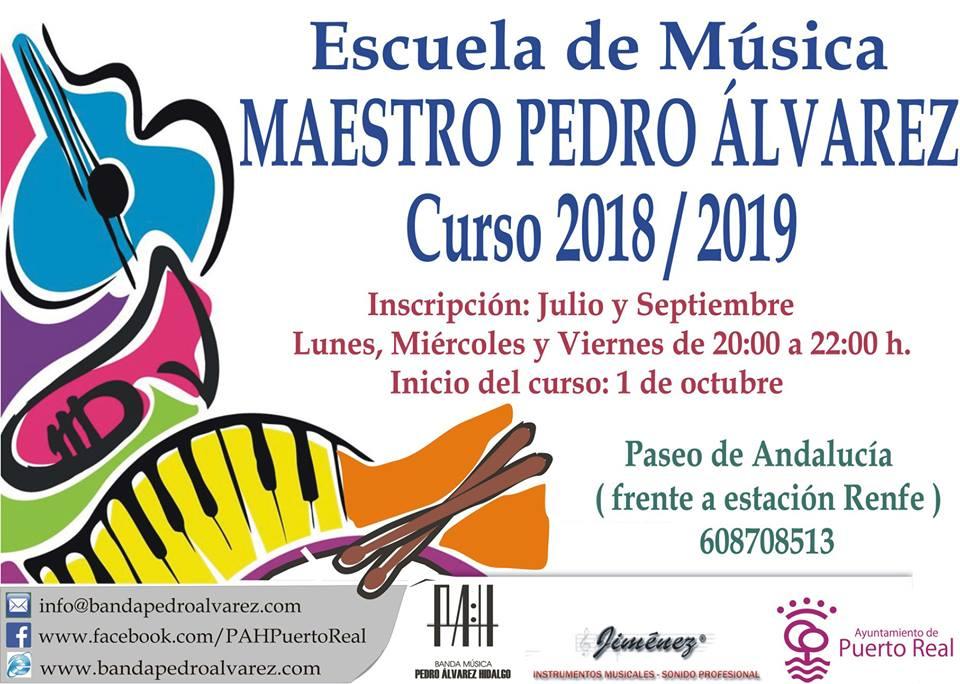 Escuela de Música Maestro Pedro Álvarez