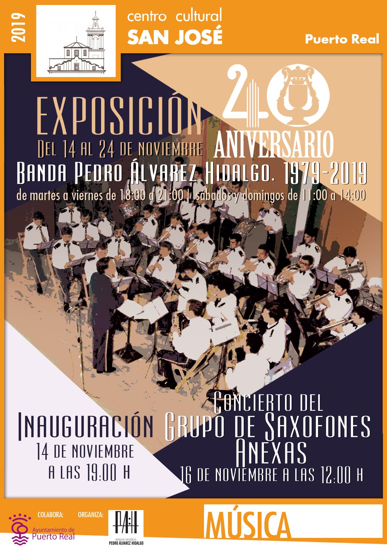 Exposición 40 Aniversario