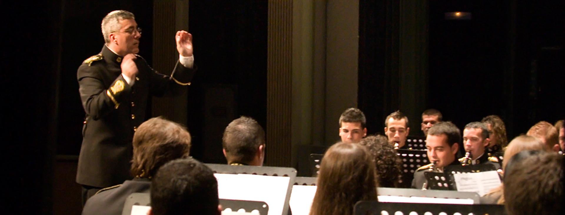 banda de música Pedro Álvarez